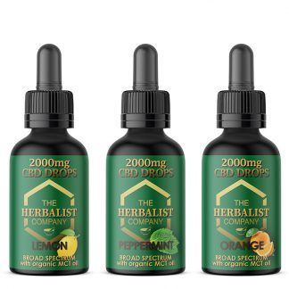 2000mg CBD Oil UK