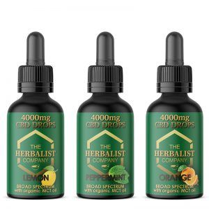 4000mg CBD Oil UK
