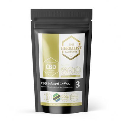 CBD Ground Coffee UK
