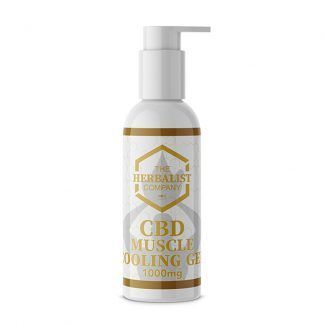 1000mg cbd muscle cooling gel uk