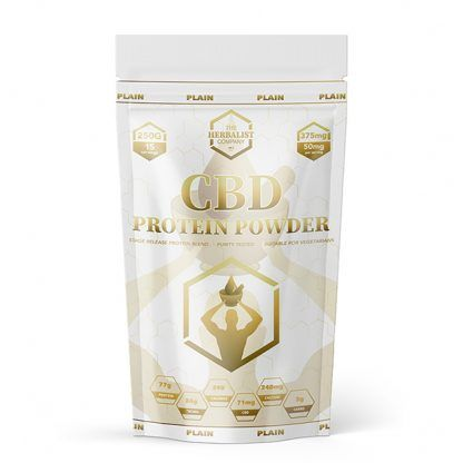 CBD Protein powder uk