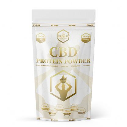 plain cbd protein powder uk