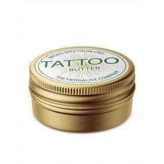 CBD Tattoo Butter Balm UK