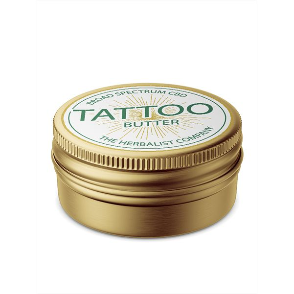 CBD Tattoo Butter Balm UK