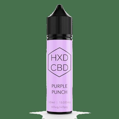 Purple Punch CBD E Liquid